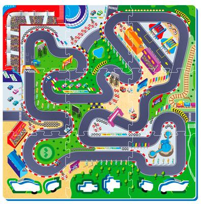 Las mejores im genes sobre alfombra circuito coches los - Alfombra circuito coches ...